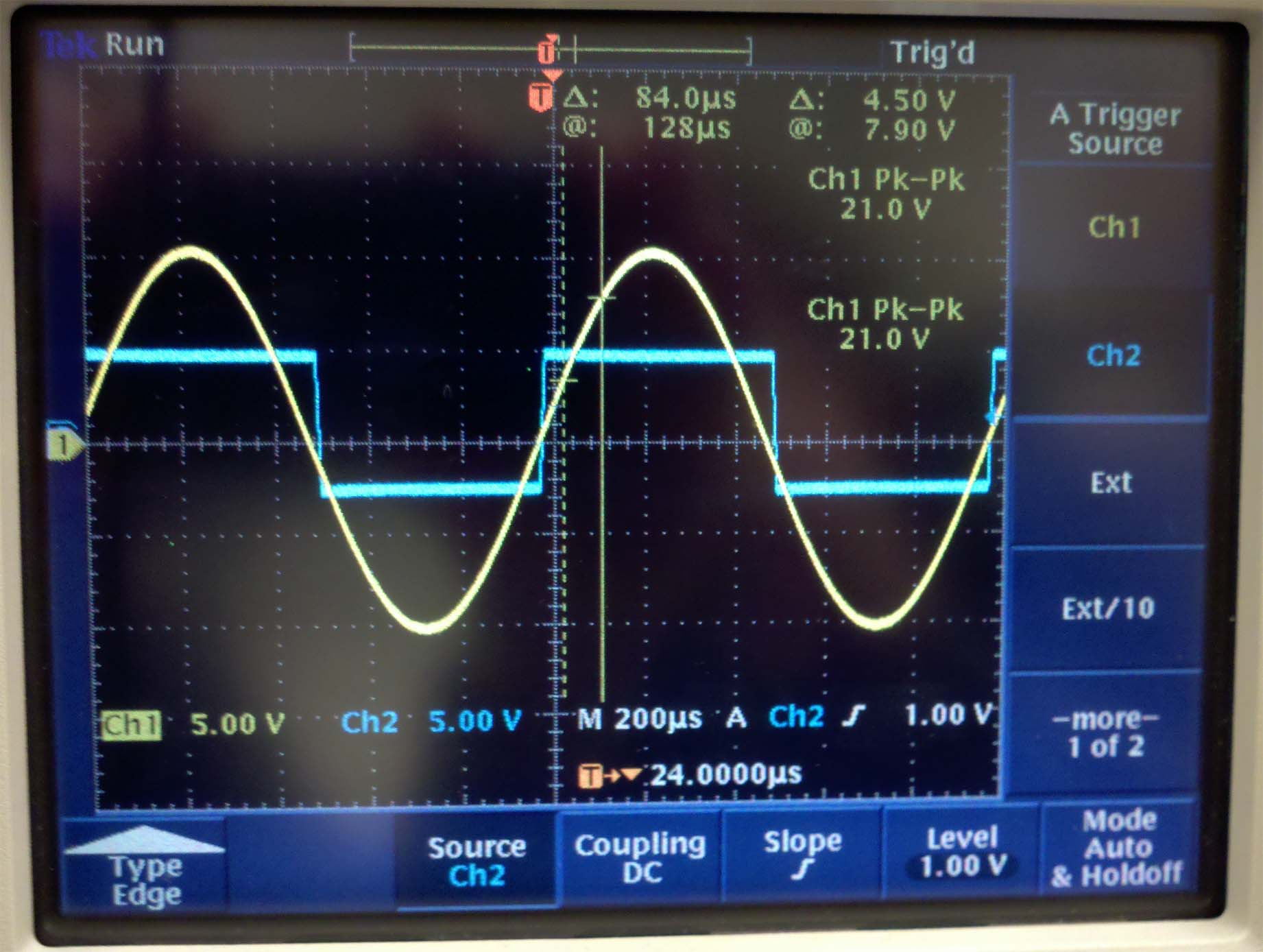 Easily Measuring Inductance With Arduino Your First Digital To Analog Converter Build Hackaday Bidirectional