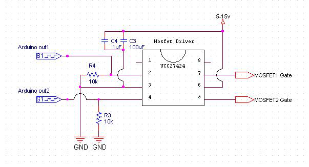 wiring diagram for spot welder a beginner   s guide to the mosfet reibot org  a beginner   s guide to the mosfet reibot org