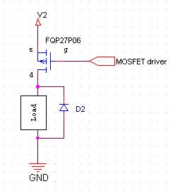a beginner s guide to the mosfet reibot org p channel mosfet